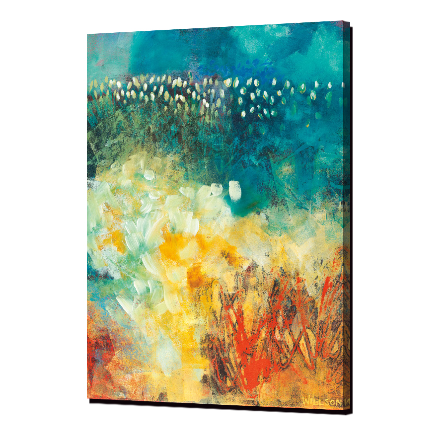 VCC Abstract Painting Decorative Picture,Wall Art Canvas Painting ...