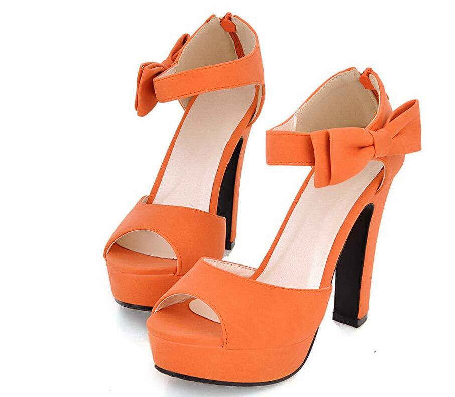 Popular Orange Platform Shoes-Buy Cheap Orange Platform Shoes lots