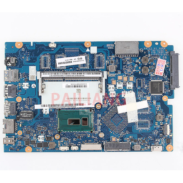 Laptop motherboard for Lenovo Ideapad 100-15IBD I5-5200U PC Laptop Mainboard 5B20K25458 CG410/CG510 NM-A681 full tesed DDR3