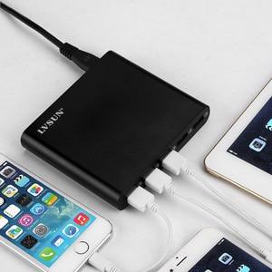 Image 3 - LVSUN qc 3.0 すべて 1 で電話タブレットラップトップ充電器ノートブックアダプタタイプ c タイプ c USB C 充電器 macbook 幽霊 13 ヨガ