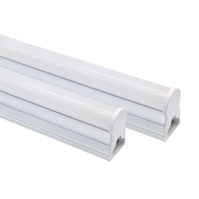 T5 LED Tube 60CM 30CM 220V 230V LED Lamp Bulb 10W 6W LED Fluorescent Tube For Indoor Kitchen Lighting 2835 SMD LED Light Tube