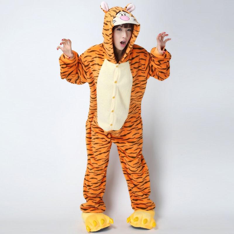 tiger adult kigurumi onesie