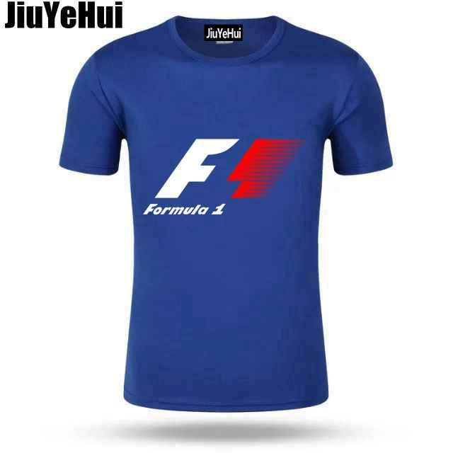 Pista Coche F1 2018 Verano 1 Camisa 001 Hombres Camiseta Tees Graphic Ropa Bmws T Marca Tops Fórmula OPZuwlXkiT