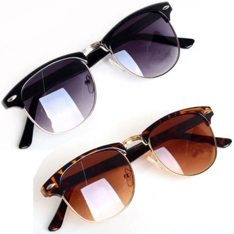 329f2879ad New Fashion Eyewear Classic Retro Unisex Sunglasses Women Brand Designer  Men Sun Glasses 2 Colors oculos de sol feminino