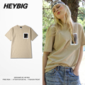 dream of youth Men and women T-shirt Soft Cotton Summer Tee 2017 Spring collection Hip hop Shirts Casual Big yard Chinese Size