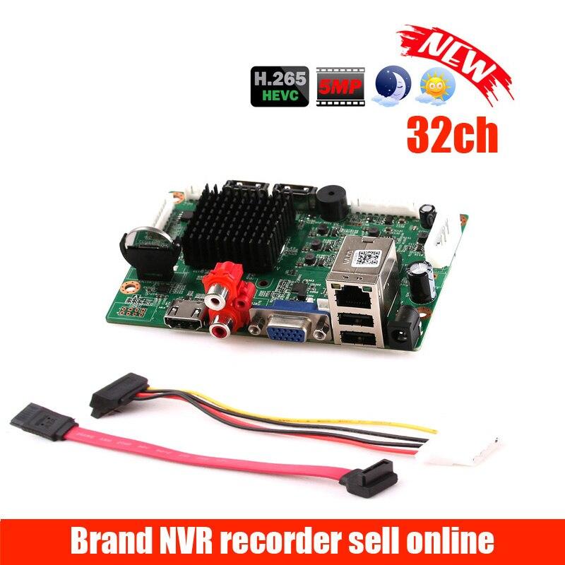 32CH 1080P CCTV NVR Board HI3536 2 SATA Ports ONVIF Security Video Recorder Board 32CH 1080P/25CH 5MP Video Input 1CH Audio32CH 1080P CCTV NVR Board HI3536 2 SATA Ports ONVIF Security Video Recorder Board 32CH 1080P/25CH 5MP Video Input 1CH Audio