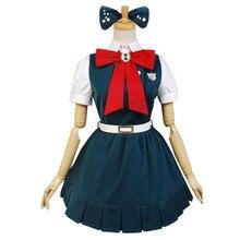 2018 danganronpa Super 2 sayonara zetsubou Gakuen Sonia nevermind Cosplay  vestido 049b782bd573
