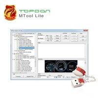 Пробег программист MTool использовать для регулировки пробега изменения автомобилей ODB M BUS автомобиль Пробег коррекция инструмент Запуска