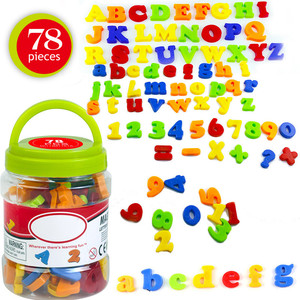 Construction Magnetic Toys for