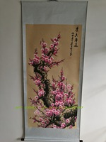CHINEA FOLK ART collection Scroll painting decorative wall paintings Plum blossom diagram