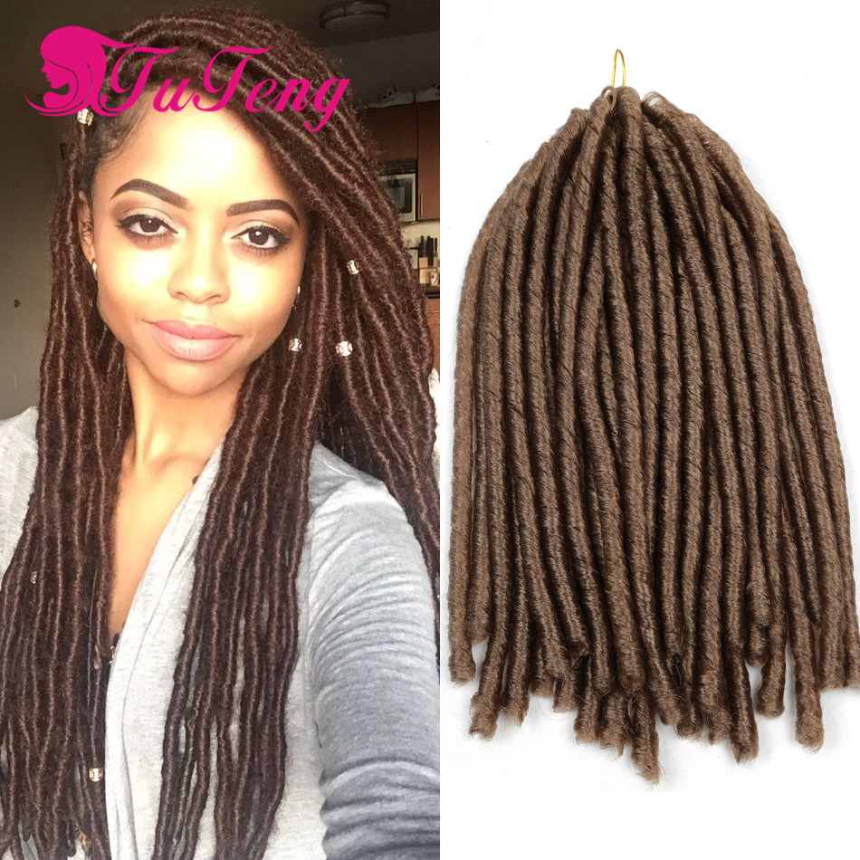 Top 14 Inch Faux Locs Crochet Braids Hairstyles