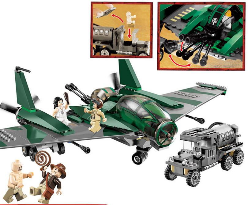 Lepin 2009 Fighter Building Block Toy Military Helicopter Model Favorite DIY Educational Toy Kids Birthday Gift rare hobby master 1 72 hellcat f6f hellcat fighter model limited edition ha1103 favorite military model