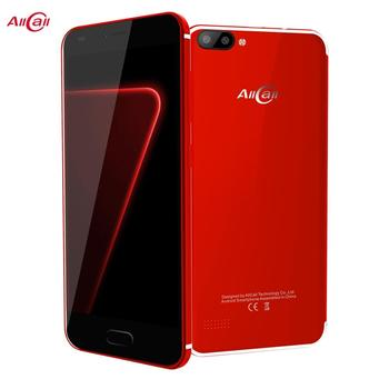 AllCall Alpha Mobile Phones 5.0'' MTK6580 1.3GHz Quad Core Android 7.0 1GB RAM 8GB ROM 8MP+2MP 2300mAh 3G Samrt Phone Celular smartron s805 quad core android 4 4 2 google tv player w 1gb ram 8gb rom 47 country xbmc h 265