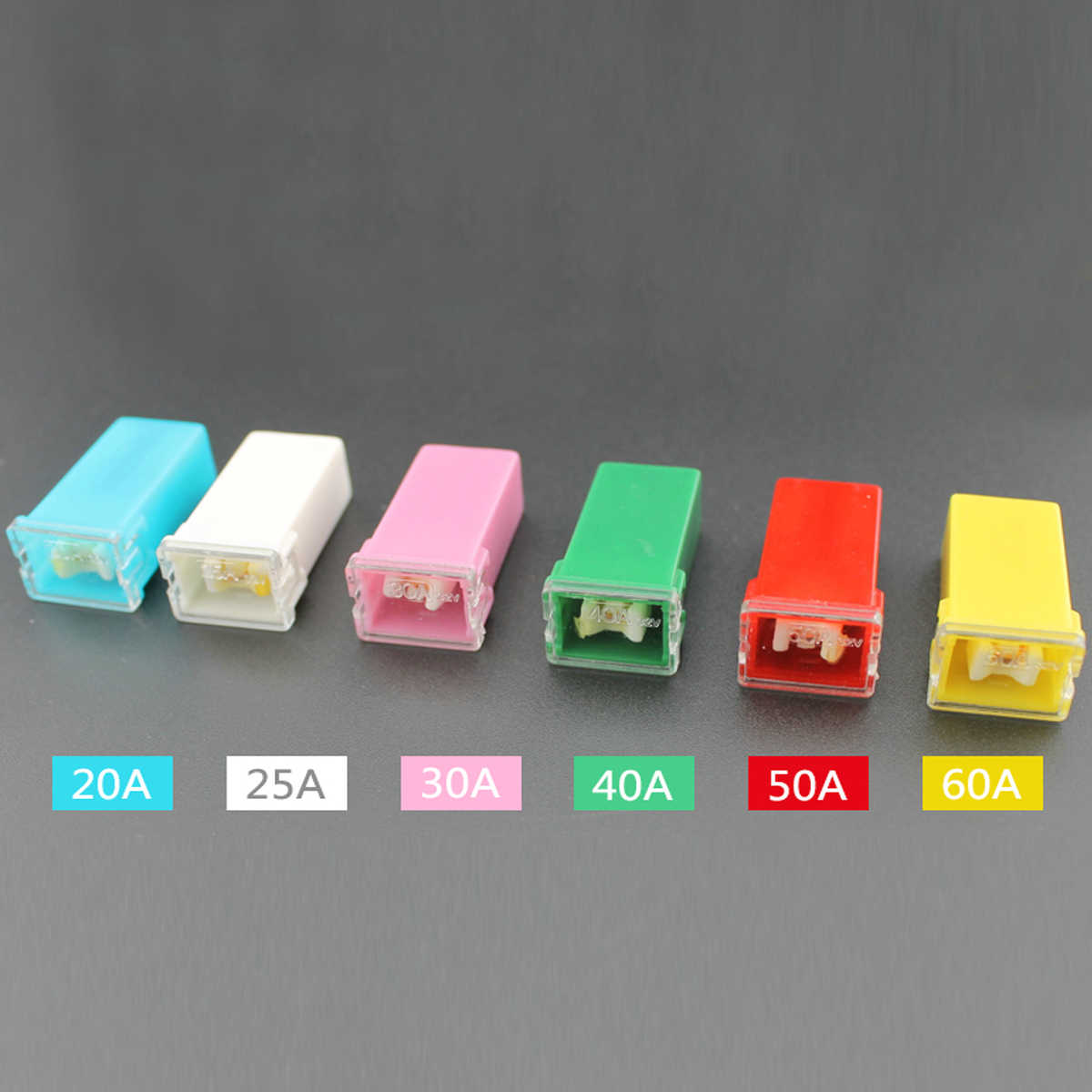 small resolution of detail feedback questions about 30pcs auto fuse pal female fuse box japanese car fuse box