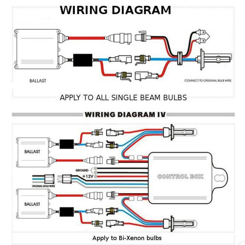 H3 Hid Ballast Wiring Diagram | mwb-online.co H Hid Kit Wiring Diagram on