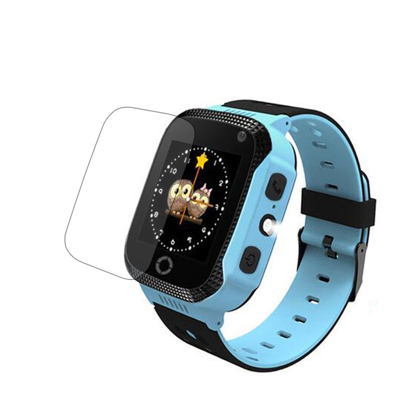 Soft Clear Screen Protector Protective Film Guard For Q528 Y21 Smart Watch GPS Tracker Location Baby Kids Child SOS Smartwatch