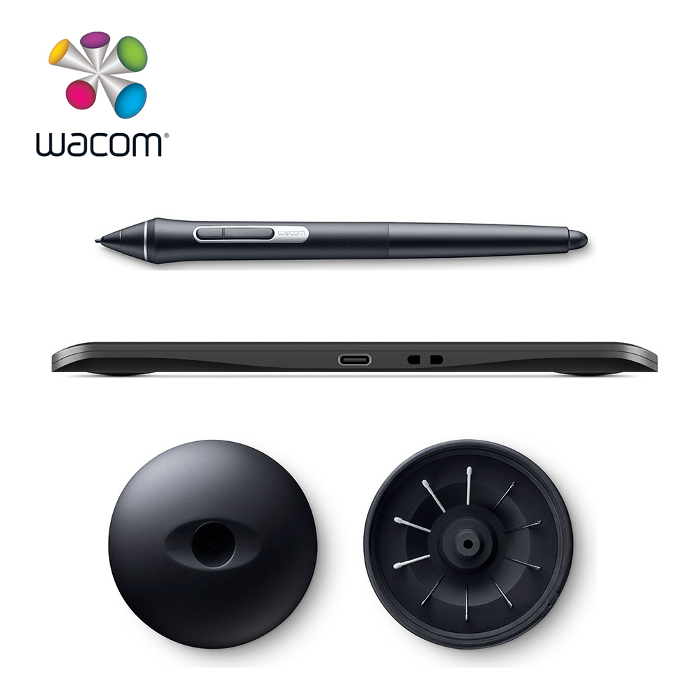 Wacom Intuos Pro Creative stylo tablette graphique dessin tablettes (PTH-460 petit) 8192/multi-touch/sans fil Bluetooth - 2