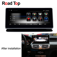 Android 7 Car Radio GPS Navigation WiFi Bluetooth Head Unit Screen for Mercedes Benz 2010 2014 CLS350 CLS400 CLS500 CLS250 CLS63