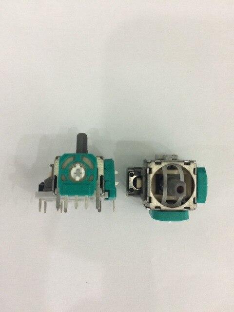 20 pçs/lote OEM para xbox one para ps4 controlador gamepad 3D analog joystick rocker botão verde cinza