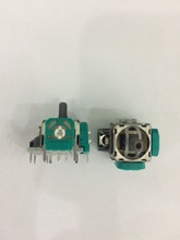 20 sztuk/partia OEM dla xbox one dla ps4 gamepad 3D analogowy joystick przycisk kołyskowy zielony szary