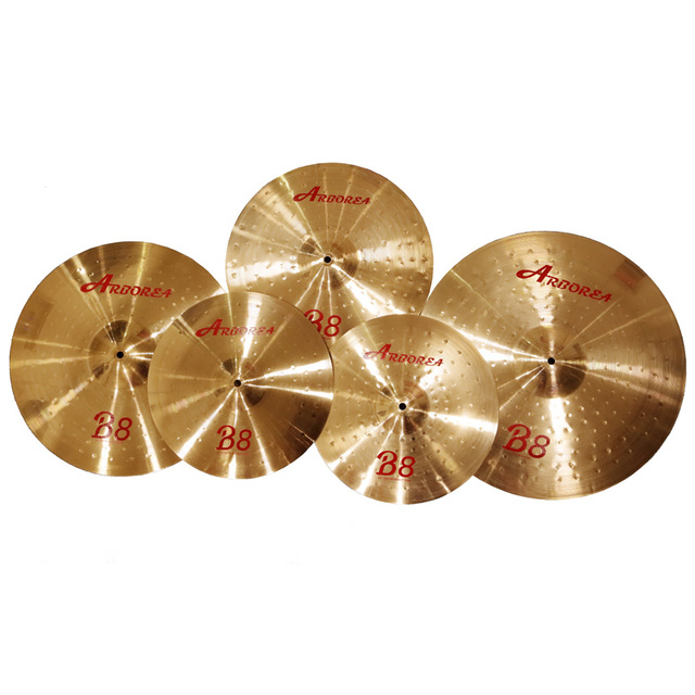 Arborea B8 series cymbal set - hot sale!
