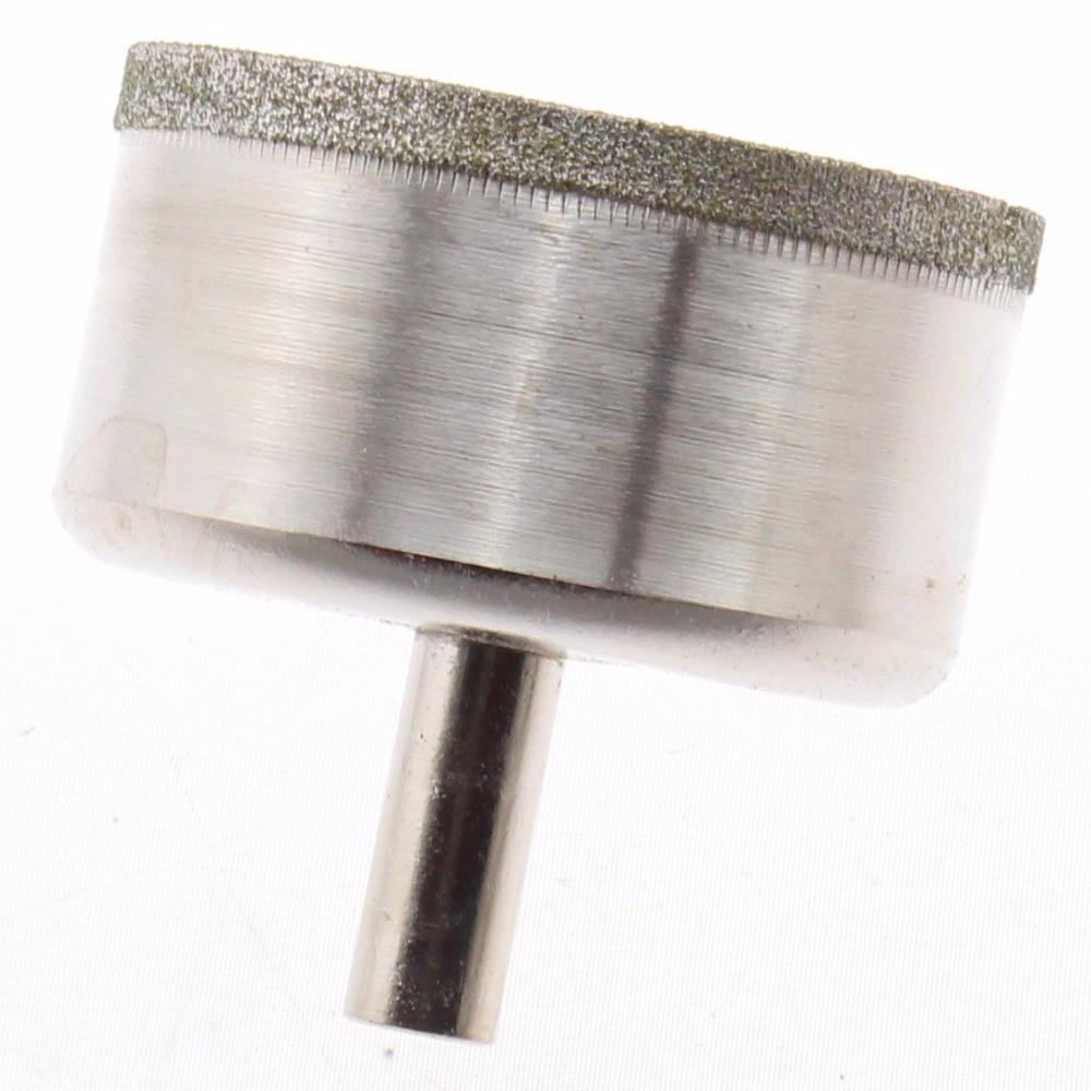 40 mm Diamant Coupe jante Verre Trou Scie de forage outil