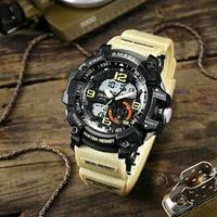 SMAEL Brand Watch Military Watch Digital G Style S Shock Men's Wristwatch Sport LED Watch Dive Wateproof Fitness Sport Watches