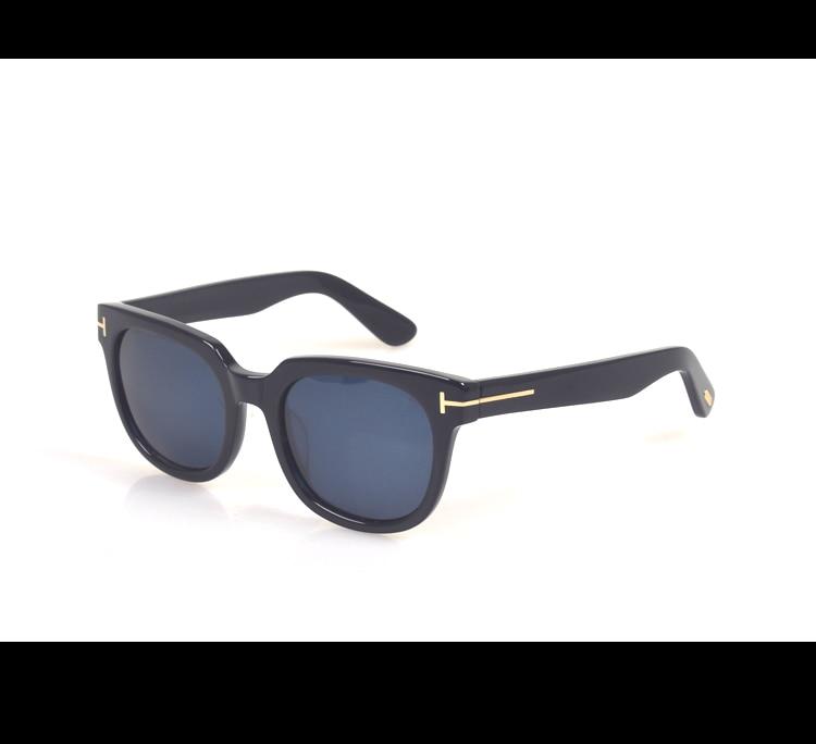 Hot sale Fashion Tom Brand Designer Polarized Sunglasses Mens Womens Acetate TF 211 Sun glasses UV400 Oculos masculino Male