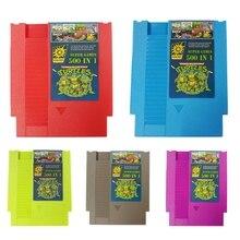 500 в 1 супер карты памяти игры 8 бит картридж для NES классический Картридж игры аксессуары