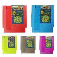 500 in 1 Super Game Speicher Karten 8 Bit Spiele Patrone Für NES Klassische Patrone Spiele Zubehör