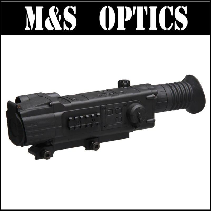Pulsar Digisight N750A Nightvision Riflescope Hunting Night Vision Goggle Monocular Riflescopes For Hunting смеситель для ванны и душа oras solina 1994y