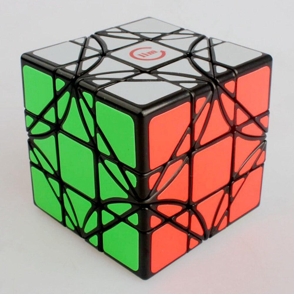 Fangshi Funs LimCube Super Skew 3x3x3 Magic Speed Cube Jeu Cubes Jouets Éducatifs pour Enfants Enfants