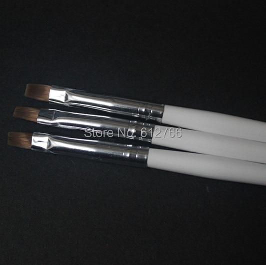 uv gel nail art brush size 6#