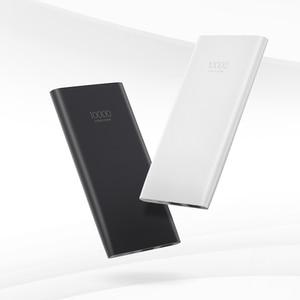 Image 3 - Original Meizu 10000mAh Power Bank 3 External Lithium Ion Polymer Battery 2 USB Fast Charge Powerbank for Xiaomi MI iPhone X