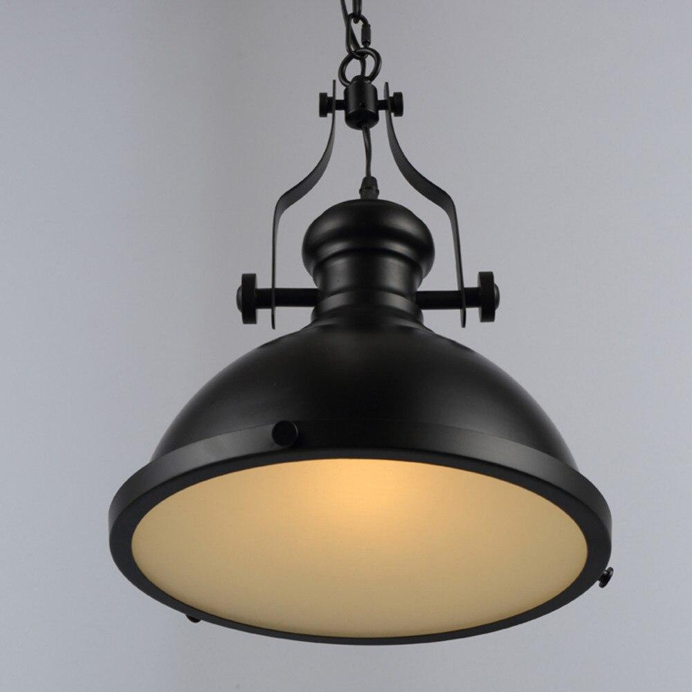 Continental minimalist modern creative lighting lamps living room dining room lid Pendant Lights Hanging Light Fixture luminaria