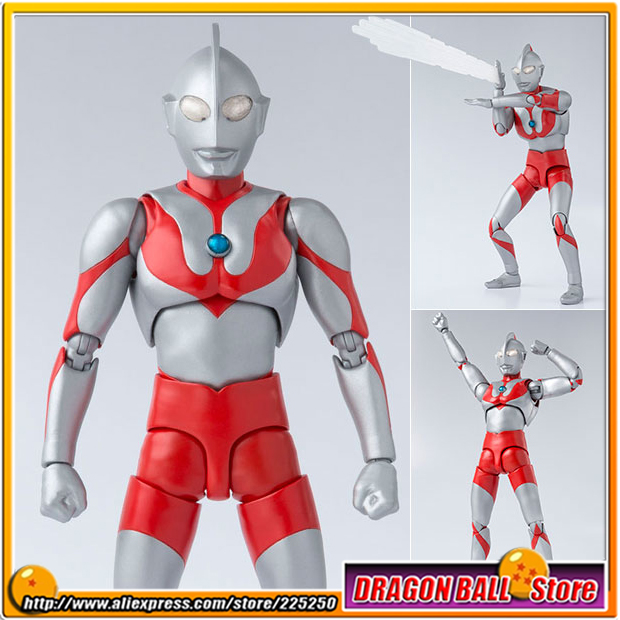 Japan Anime Ultraman Original BANDAI Tamashii Nations S.H.Figuarts / SHF Action Figure - Ultraman 100% original bandai tamashii nations s h figuarts shf exclusive action figure ultraman suit ver 7 2 from ultraman