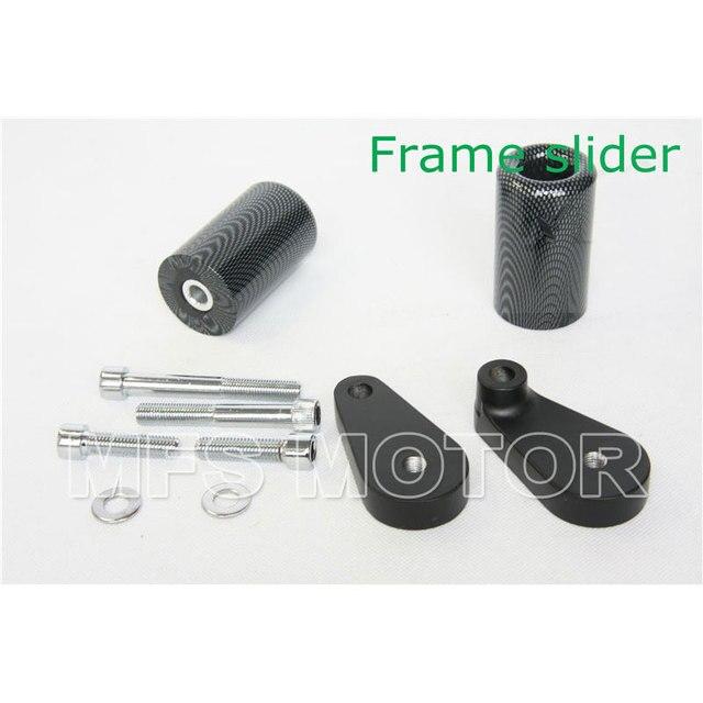 Aliexpress.com : Buy motorcycle parts No Cut Frame Slider Crash ...