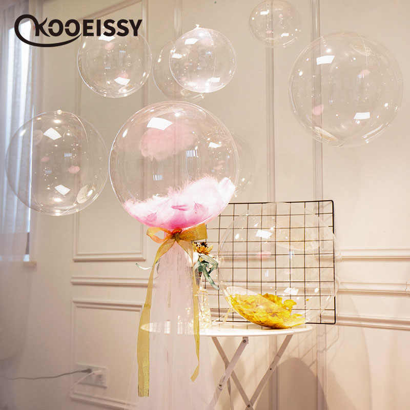 Diy Wedding Birthday Party Decoration Balloons Helium Bobo