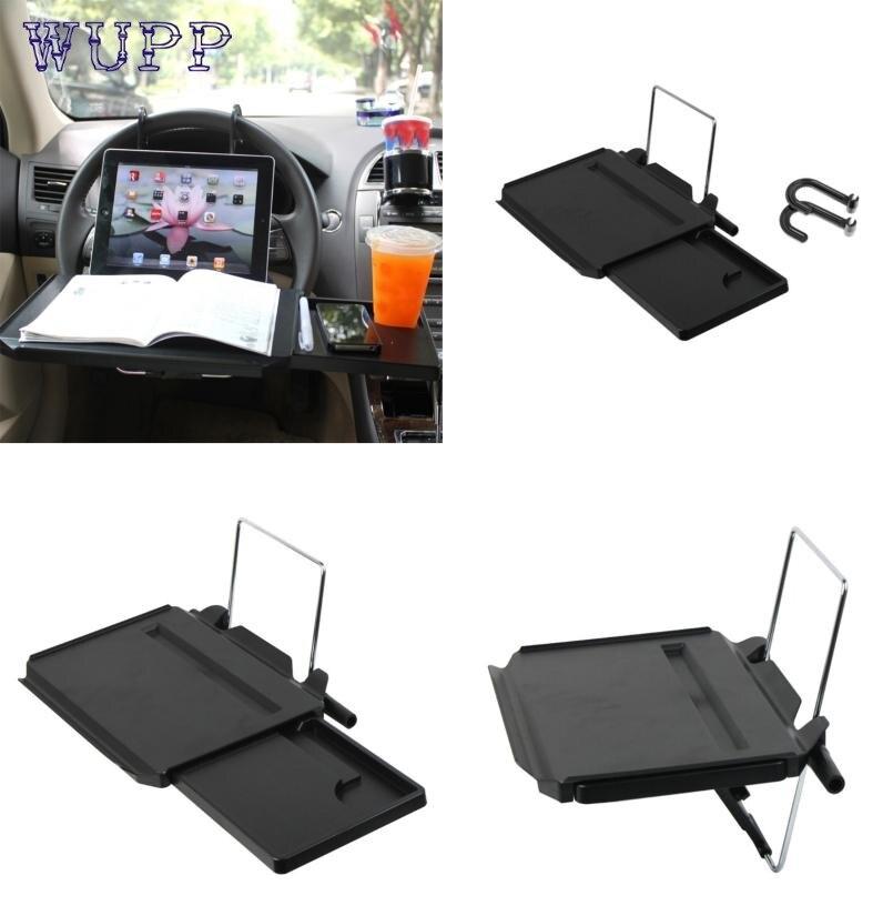 Довольно Портативный стол руль автомобиля для внедорожник заднее сиденье лоток работе стенда обеденный стол jy19