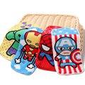 Cartoon Baby Towel Soft Cotton Bibulous Face Towel For Kids High Quality Handkerchief For Children Newborn Washcloth Hand Towel