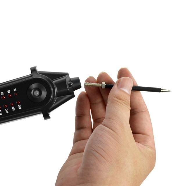 all-sun EM287 Automotive Circuit Breaker Meter Test Device Car Diagnostic Tester