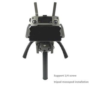 Image 2 - Support stabilisateur portatif plateau de cardan Support de montage à télécommande Support 1/4 trépied monopode pour Drone DJI Mavic 2 Pro zoom