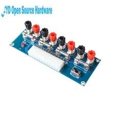 1pcs XH-M229 Desktop Computer Chassis Power Supply ATX Transfer Board Power Take