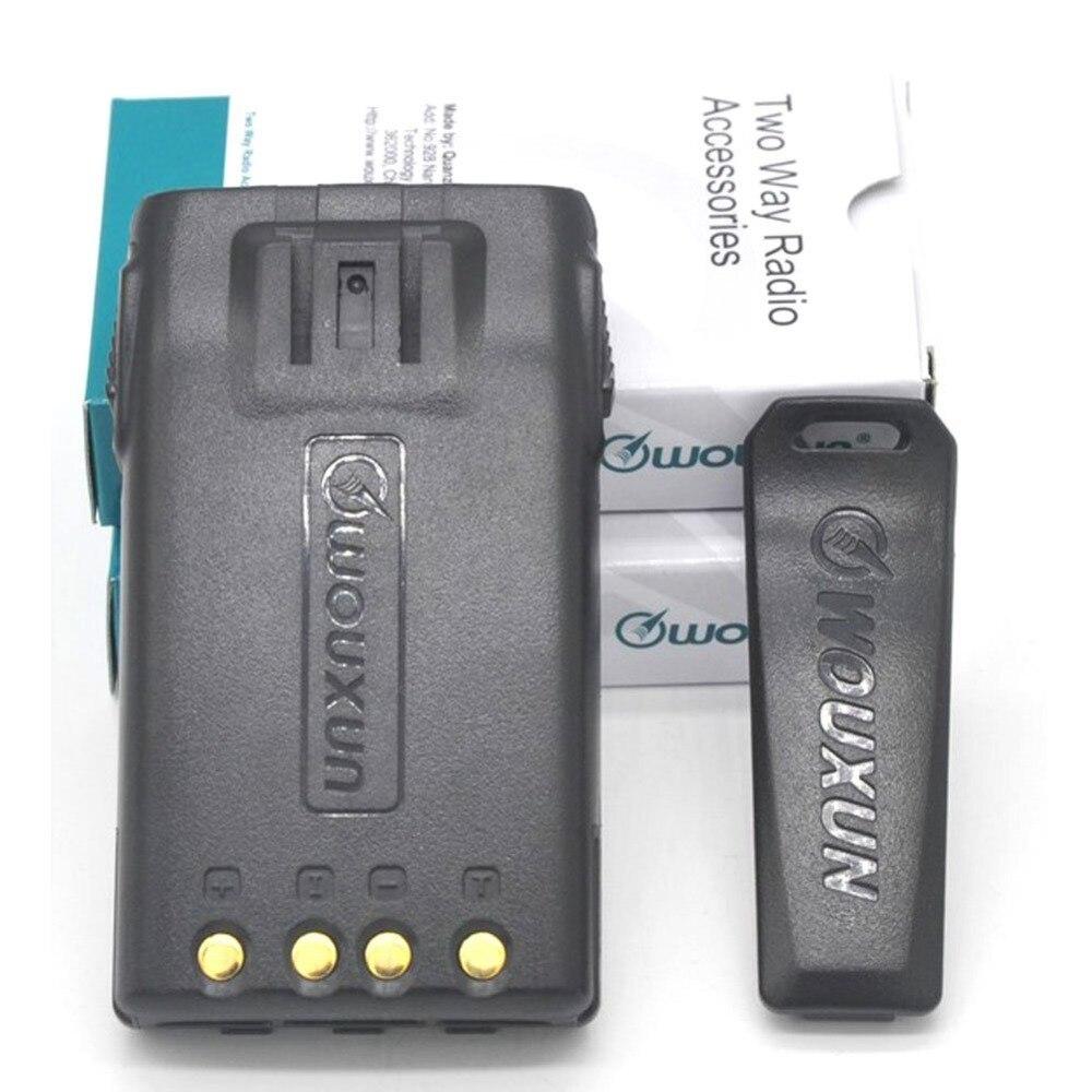 1700mAh L-ion Battery For WOUXUN Radio KG-UVD1P KG-689 KG-669 KG-UV3D KG-UV6X DB-16X KG-UVA1X GU-16 KG-UV3X KG-UV6D KG-UV2D