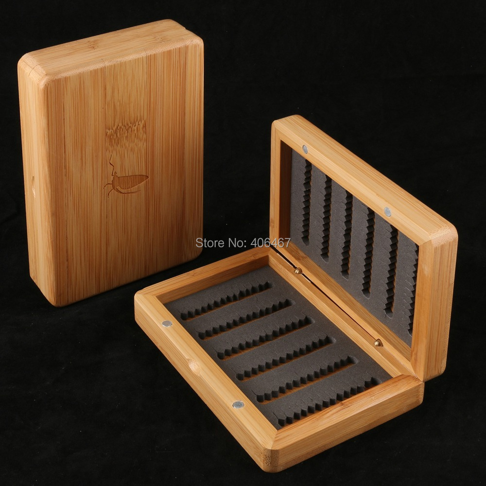 Buy free shipping 140 90 33mm high for The fishing fly box