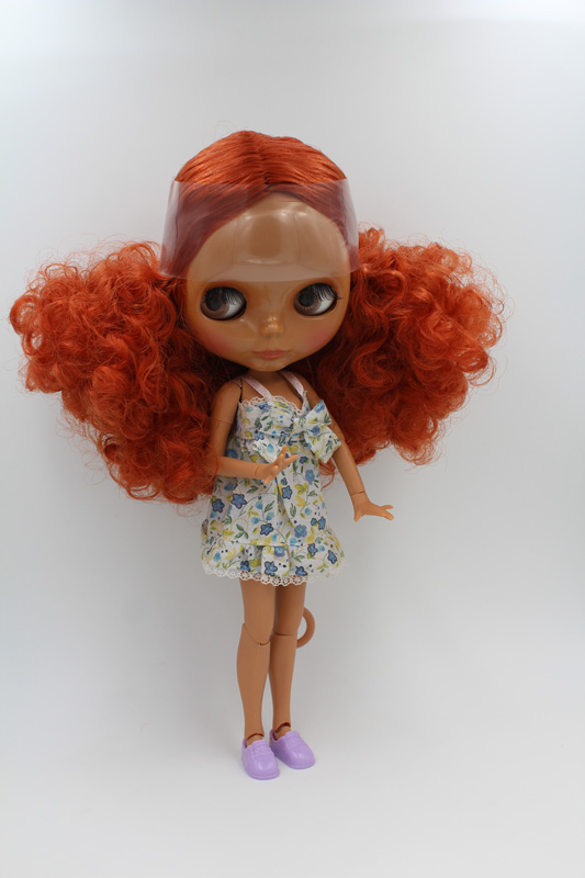 Free Shipping Top discount JOINT DIY Nude Blyth Doll item NO. 228J Doll limited gift special price cheap offer toy USA for girl free shipping big discount rbl 11 15 diy nude blyth doll birthday gift for girl 4 colour big eyes with beautiful hair cute toy