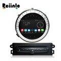 Beiinle 2 Din 16 Г DVD GPS QUAD CORE Автомобиля Android 4.4.4 для BMW Mini Cooper После 2006-2013Year