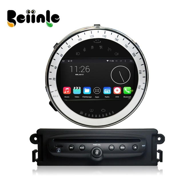 beiinle 7 2 din android quad core 1024 600 16g touch screen stereo Mini Cooper Radio Replacement beiinle 7 2 din android quad core 1024 600 16g touch screen stereo gps