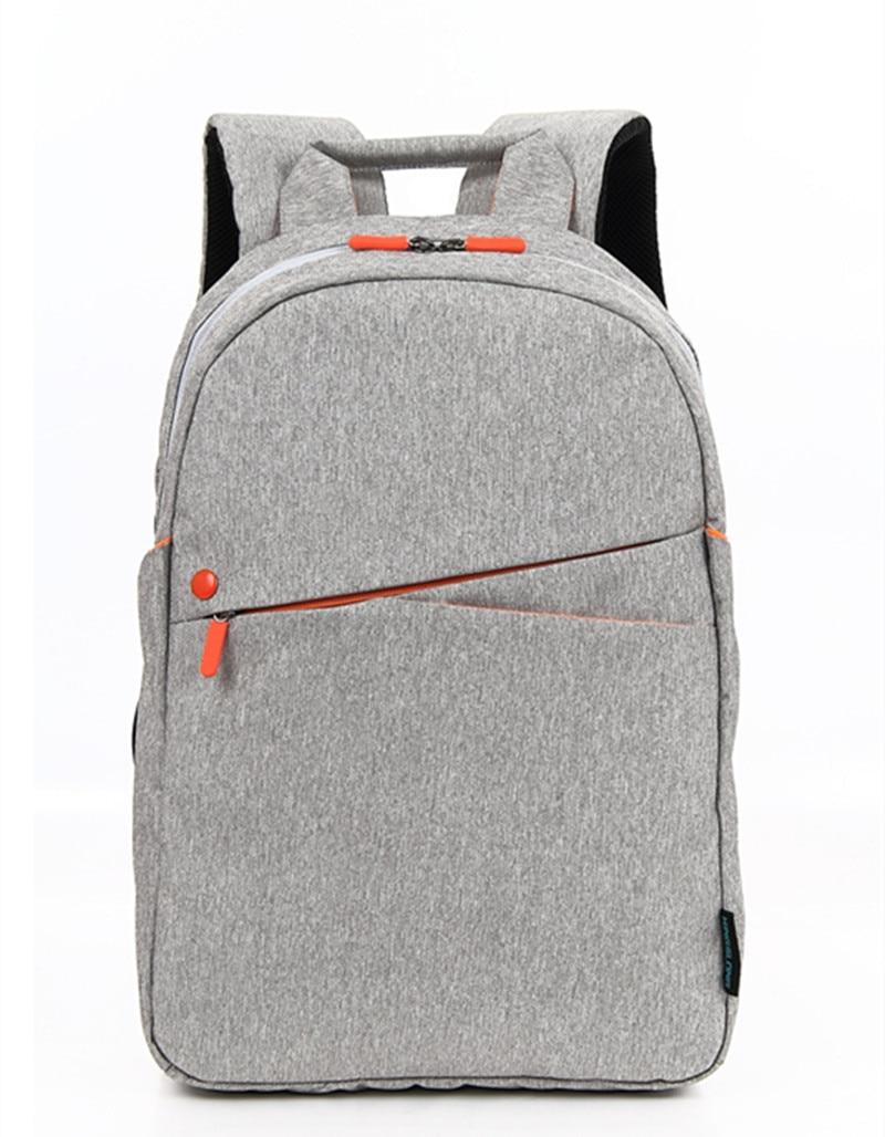 Men Women Business Travel Casual School Laptop Backpack 15 inch Linen Leisure Computer Backpacks Daypack Mochila нож универсальный tescoma presto tone с чехлом цвет красный длина лезвия 12 см