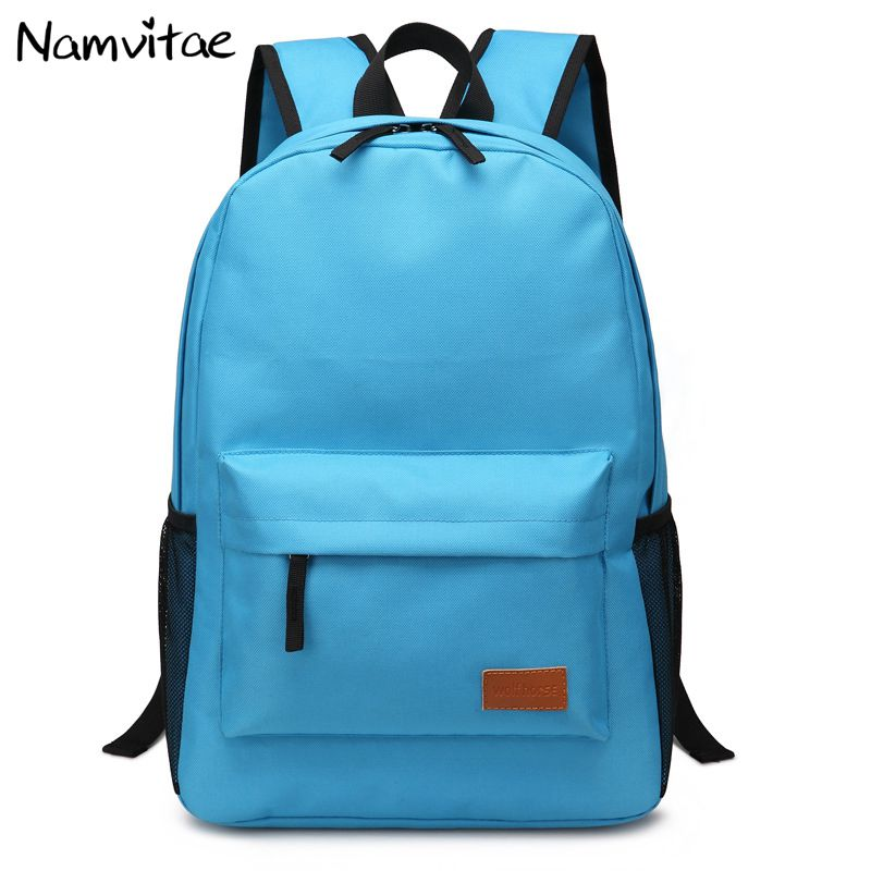 Namvitae Waterproof Backpacks Student 15.6 inch Laptop Backpack with Small Purse Casual School Bags for Teenager Girl Travel Bag
